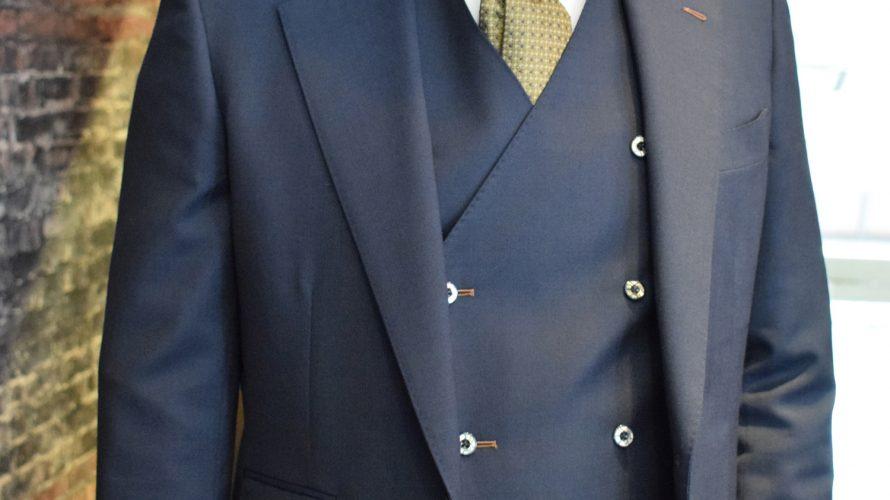 【Navy Suit】