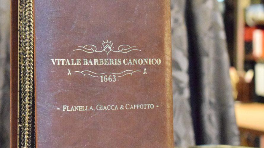 VITALE BARBERIS CANONICO(ヴィターレ バルベリス カノニコ)