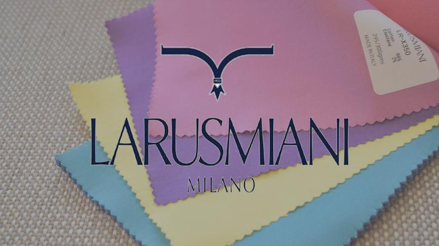 綺麗な発色で豊富なカラーバリエーション / LARUSMIANI(ラルスミアーニ)