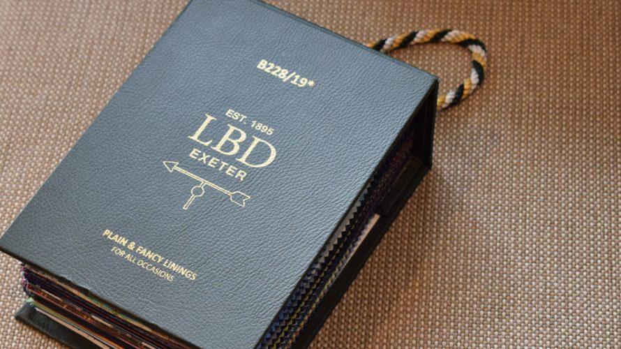 Lining(裏地)【LBD / LEAR BROWN & DUNSFORD】