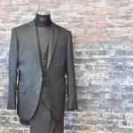 Vintage Cloth-ラスト1着でお仕立て頂きました3P-