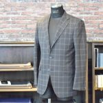 CUSTOM ORDER LINE -CHECK SUIT-