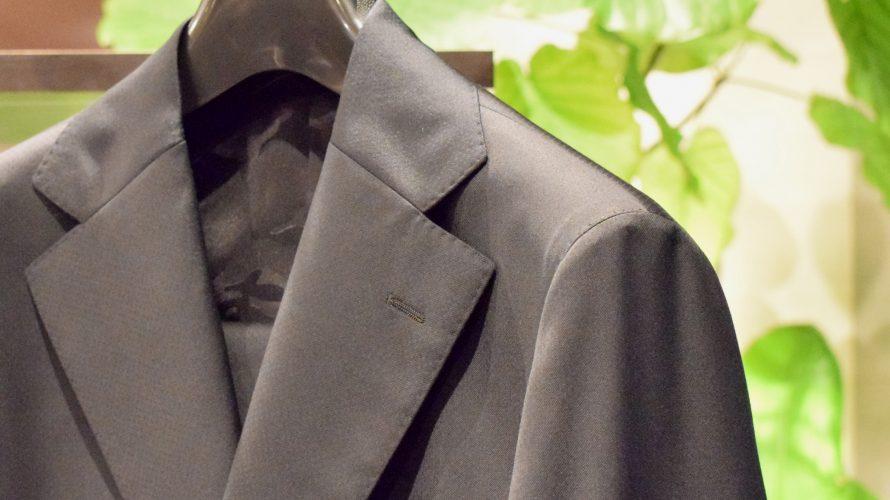 ラペル巾の印象について