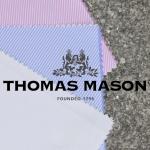 THOMAS MASON(トーマス メイソン) 最高品質シャツファブリック