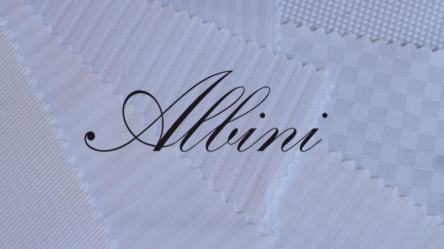 Albini(アルビニ) イタリア 3大生地メーカー
