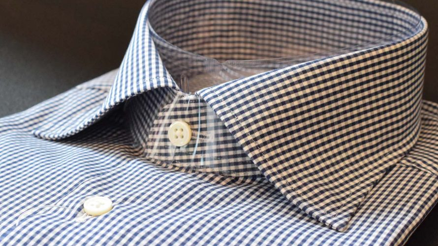 order shirts -gingham check- / ギンガムチェックシャツ