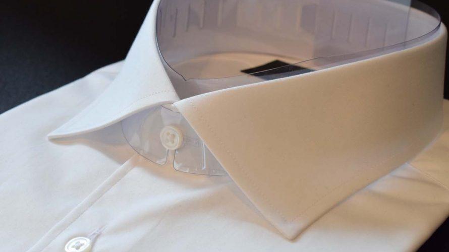 order shirts -white- / オーダーシャツ -白(形態安定)-
