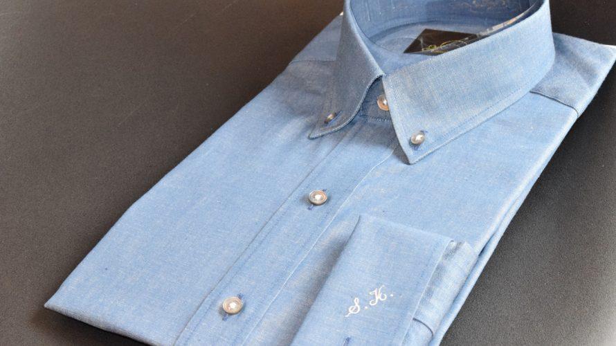 order denim shirts -デニムシャツ-