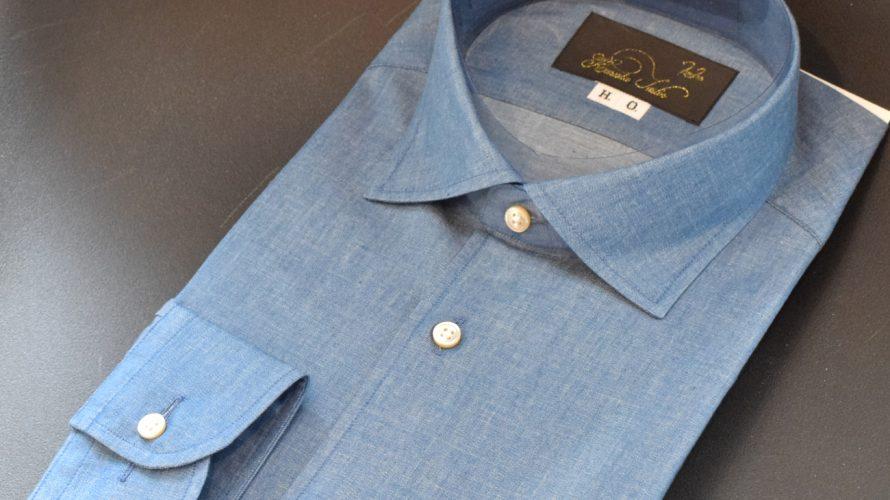 denim style -order shirts-