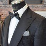croco jacket 【collezioni biellesi】 / クロコ ジャケット 【コレッツィオーニ ビエレッシ】