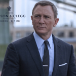 "007 ""No Time To Die"" / Necktie pin"