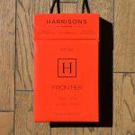 HARRISONS OF EDINBURGH -FRONTIER- / ハリソンズオブエジンバラ -フロンティア-