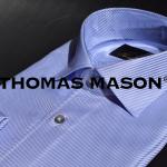 -THOMAS MASON- order shirts / -トーマス メイソン- オーダーシャツ