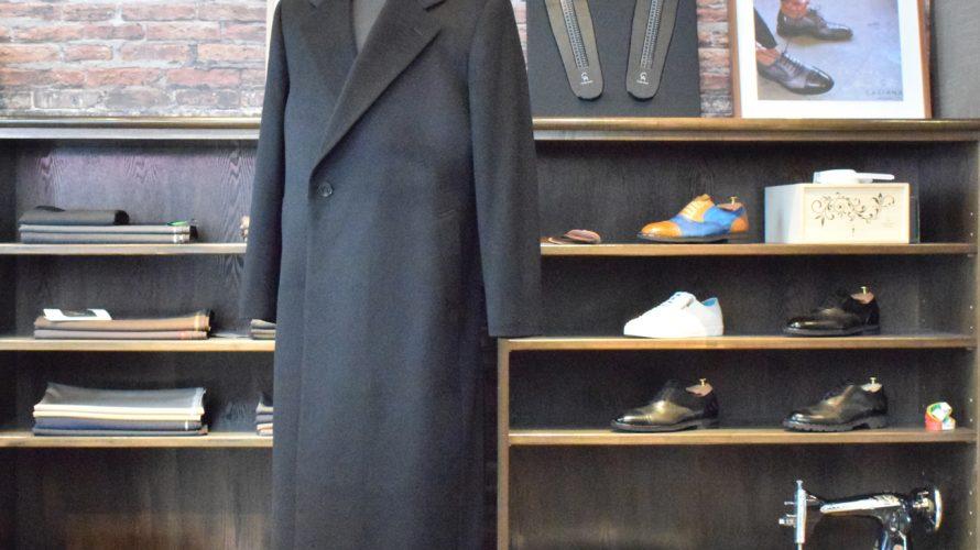 MTR -cashmere order coat- カシミヤオーダーコート