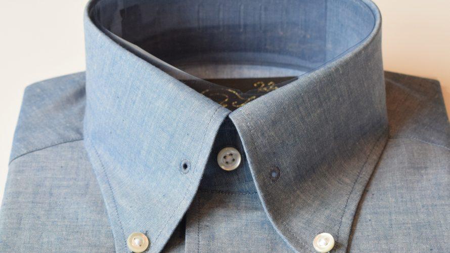 order shirts(オーダーシャツ) -denim(デニム)-