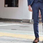 slacks(スラックス) 【裾口の形状について】