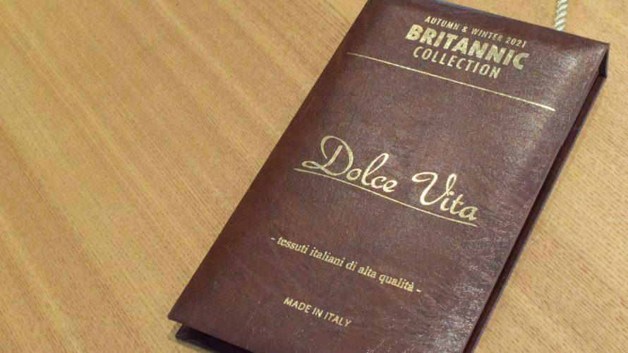 2021AW COLLECTION -Dolce Vita (ドルチェ ヴィータ)-